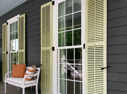 Southern Living 2016 Idea House Blog James Hardie