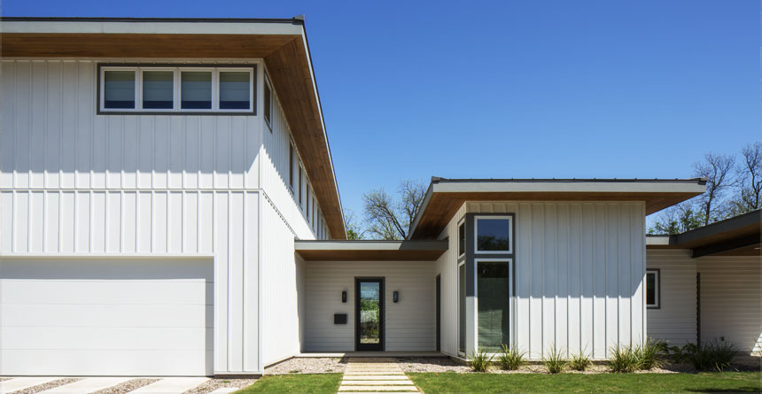Siding panels hardiepanel vertical siding james hardie for Modern house siding