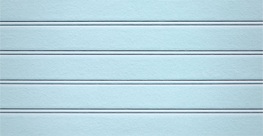 HardieSoffit® Panels Close Up Blue